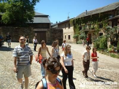 Puebla de Sanabria - Caminando gente de Madrid; viajes trekking; club de senderismo en madrid